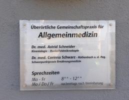 Dr. med. Astrid Schneider in Leinburg