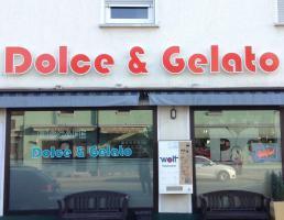 Dolce Gelato, Eiscafe in Röthenbach an der Pegnitz