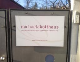 Michaela Kotthaus in Rückersdorf
