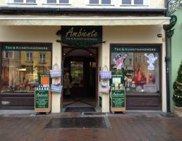 Ambiente Tee & Kunsthandwerk in Landshut