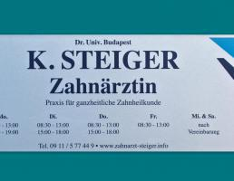 Dr. Katalin Steiger in Röthenbach an der Pegnitz