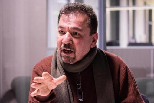 """Fr 27. Okt. 17, 20h: Bachtyar Ali liest """"Die Stadt der weißen Musiker"""""""