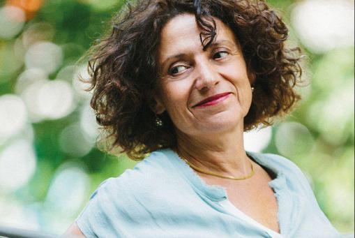 """Mo 12. Nov. 18, 20h: Adriana Altaras liest aus """"Die jüdische Souffleuse"""""""