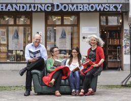 Buchh. Dombrowsky in Regensburg