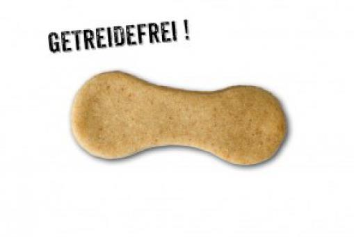 Hundekekse 'Bananenknöchlein'
