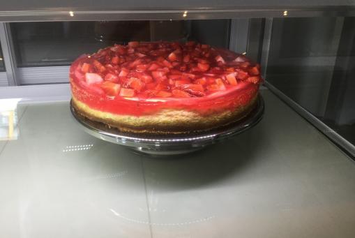 Erdbeer-Kuchen