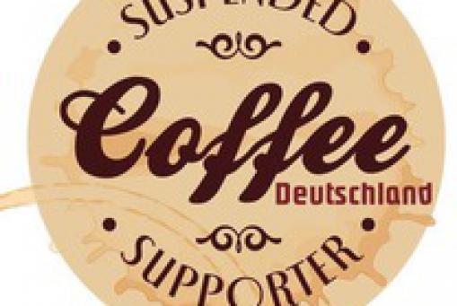 Wir sind Mitglied bei Suspended Coffee Germany!
