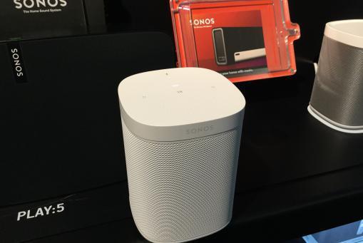 Sonos One W-lan Lautsprecher