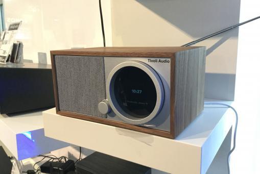 Tivoli Audio DAB+ Radio mit Akku & Bluetooth