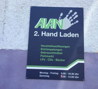 Alan 2. Hand Laden