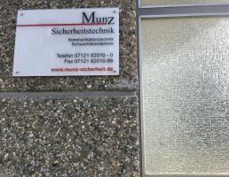 Munz Sicherheitsrechnik in Reutlingen