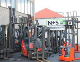 N+S Staplerservice GmbH in Schwaig bei Nürnberg