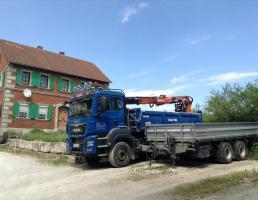 Fuhrgeschäft Meier in Schnaittach
