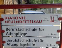 Diakonie Neuendettelsau - Berufsfachschule für Altenpflege in Neunkirchen am Sand