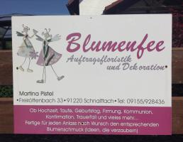 Blumenfee in Schnaittach