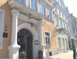 Hotel Goldene Sonne in Landshut