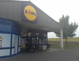 LIDL in Schnaittach