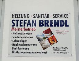 STEFAN BRENDL Heizung Sanitär Service in Schnaittach