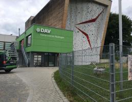 DAV Kletterzentrum in Reutlingen