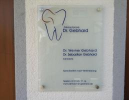 Dr. Werner Gebhard in Schnaittach