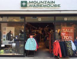 Mountain Warehouse in Regensburg