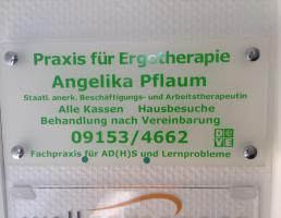 Praxis für Ergotherapie Angelika Pflaum in Schnaittach