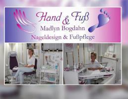 Hand & Fuß Madlyn Bogdahn in Simmelsdorf