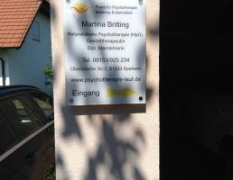 Praxis für Psychotherapie Martina Britting in Neunkirchen am Sand