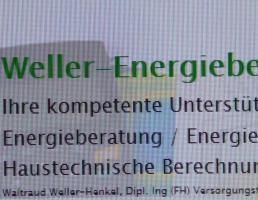 Weller-Energieberatung in Schnaittach