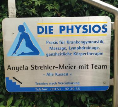 Angela Strehler-Meier Praxis für Krankengymnastik