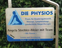 Angela Strehler-Meier Praxis für Krankengymnastik in Schnaittach