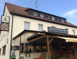 Gasthof Pension Metzgerei Schwarzer Adler in Schnaittach