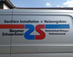 Siegmar Schwemmer Sanitäre Installation in Schnaittach