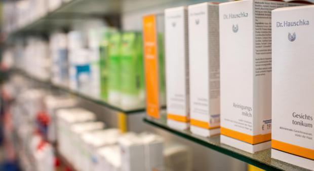 Kosmetik von Dr. Hauschka