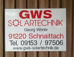 GWS Solartechnik in Schnaittach