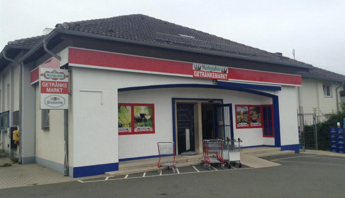 Markgrafen Getränkevertrieb in Schnaittach, Badstraße 25