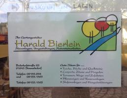 Harald Bierlein in Simmelsdorf