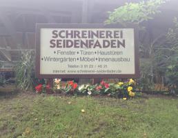 Schreinerei Seidenfaden in Ottensoos