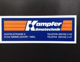 Kampfer Klimatechnik in Simmelsdorf