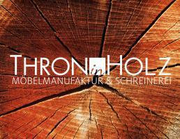 Thron in Holz in Schnaittach