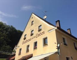 Gaststätte zu den Linden in Simmelsdorf