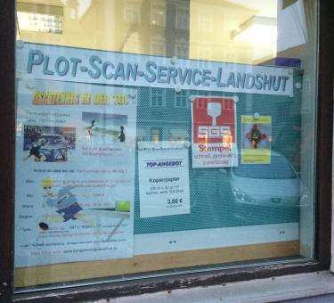 Plot-Scan-Service