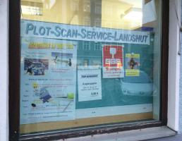 Plot-Scan-Service in Landshut
