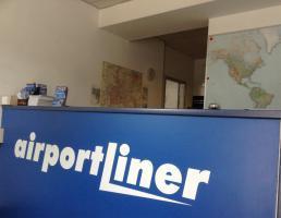 airportLiner in Regensburg
