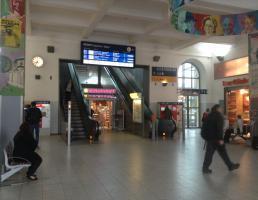 DB Reisezentrum in Regensburg