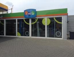IMO Autowaschstrasse in Regensburg