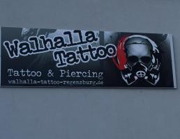 Walhalla Tattoo & Piercing in Regensburg