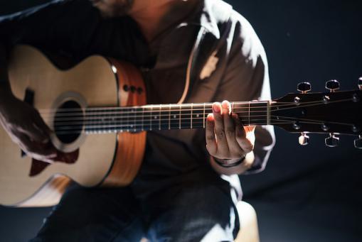 Gitarre Crashkurs - 100+ Songs mit 4 Akkorden