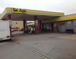 Agip Tankstelle Regensburg in Regensburg