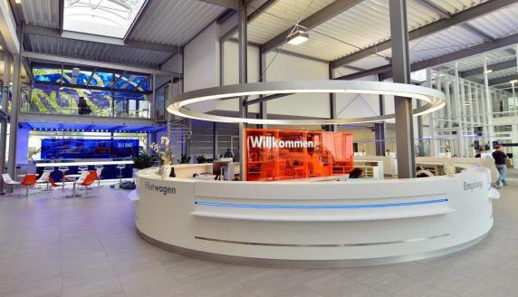 Autohaus Dünnes in Regensburg Impression